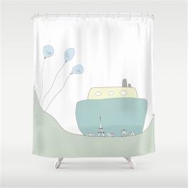 cest-la-vie-3js-shower-curtains