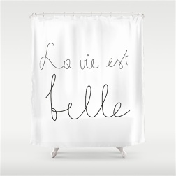 PetitSourireSHOWER CURTAIN