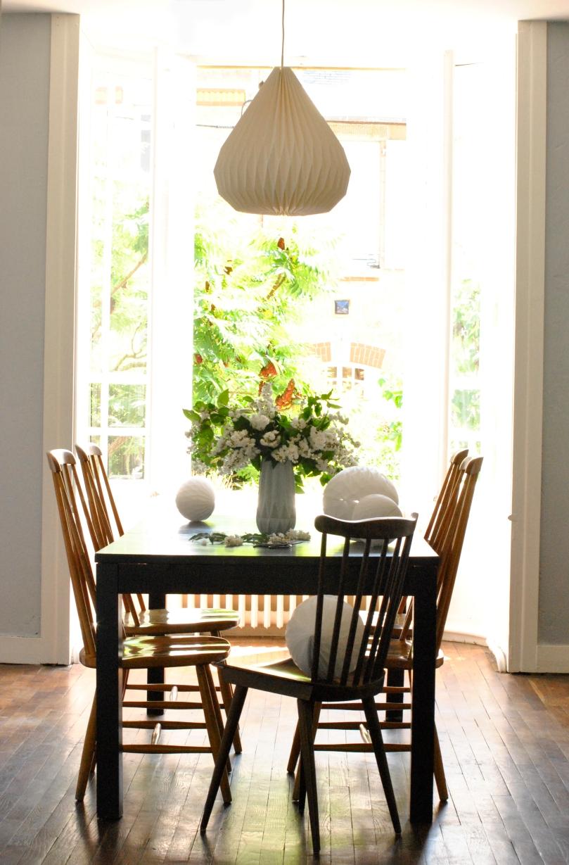Petit Sourire Diningroom
