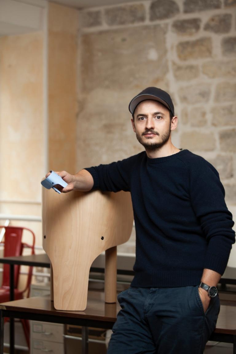 Marc Venot - designer